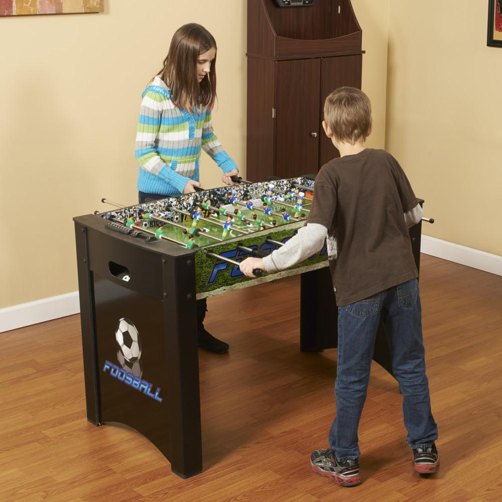 BlueWave Products FOOSBALL NG1031F Playoff 48 In. Foosball Table