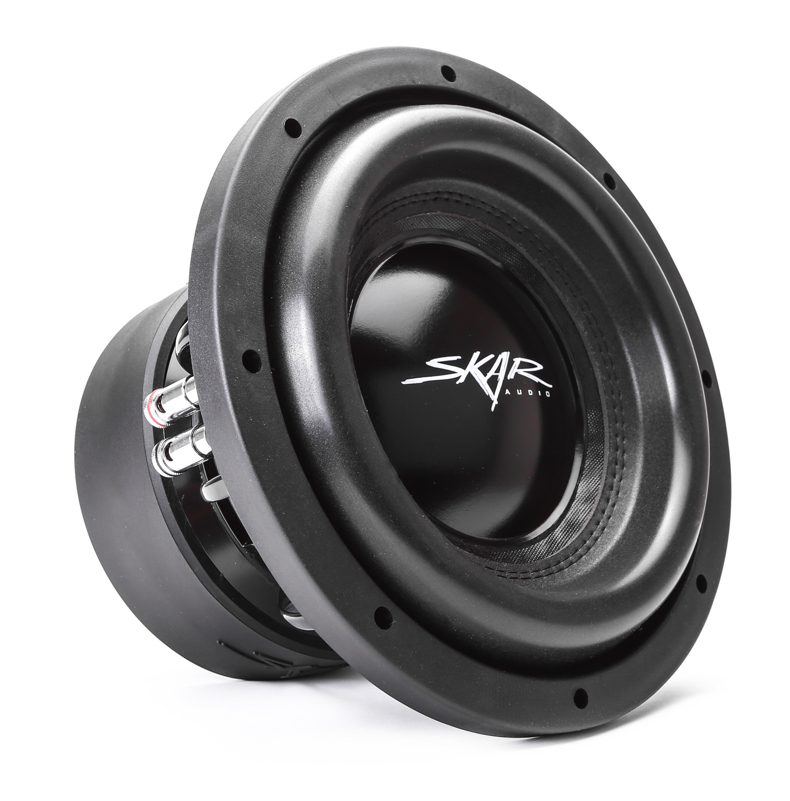 "Skar Audio EVL-10 D2 10"" 2000 Watt Max Power Dual 2 Ohm Car Subwoofer"
