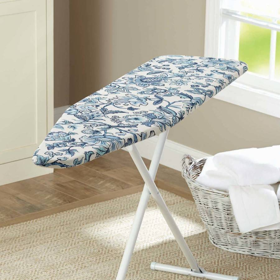 Better Homes and Gardens Reversible Ironing Board Pad and Cover, Garden View by