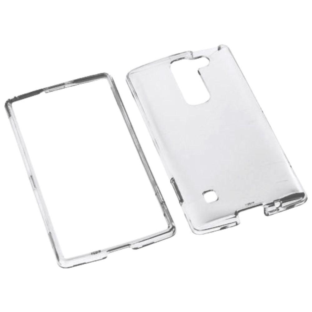 Insten Hard Crystal Case For LG Escape 2/Logos - Clear - image 1 de 2