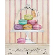 French Macaroons 1 Poster Print by Arnie FISK