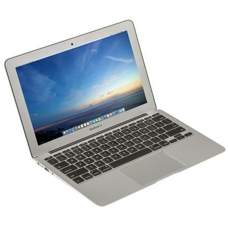 "Apple MacBook Air i5-4260U x2 1.4GHz 4GB 128GB SSD 11.6"" Notebook OSX- (Refurbished)"
