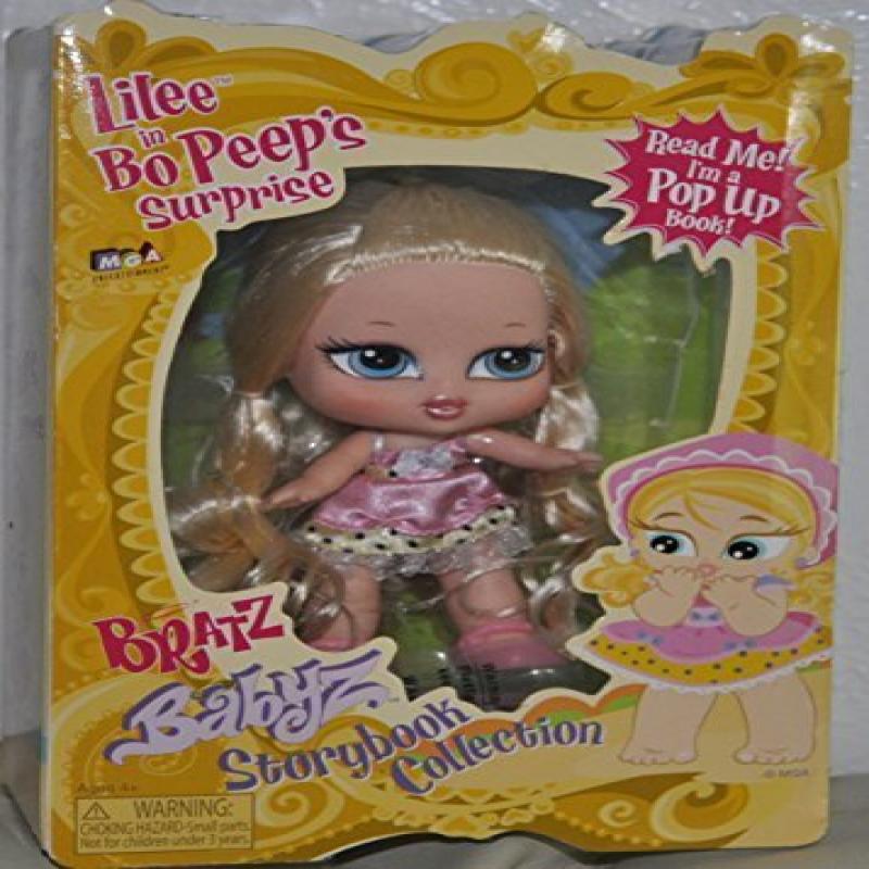 MGA Entertainment Bratz Babyz Lilee in Bo Peep's Surprise