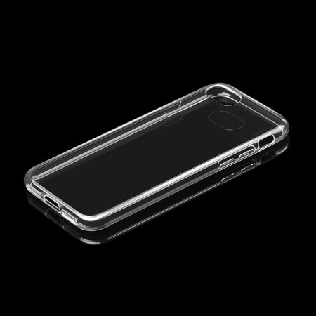 Insten TPU Cover Case For Apple iPhone 8 / iPhone 7 - Clear - image 2 of 4