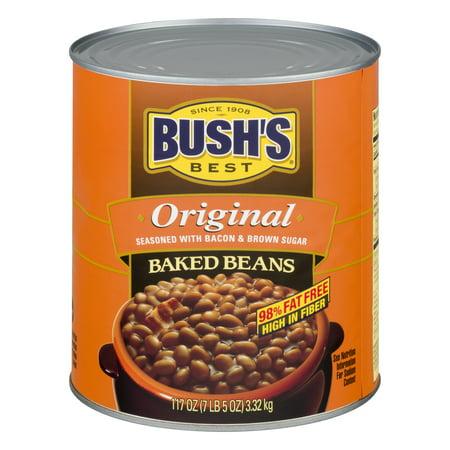 Bush's Best Original Baked Beans 117 Oz