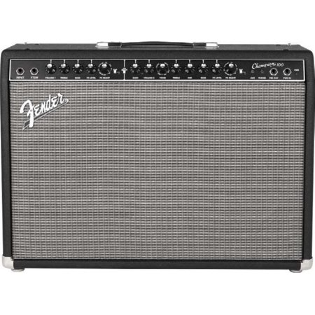 Fender Champion 100 100W Guitar Combo Amp with (Best Amps For Fenders)
