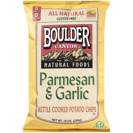Boulder Canyon Natural Foods Kettle Chips
