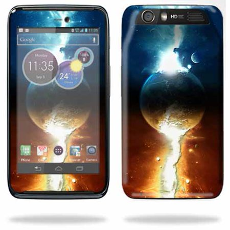 Skin Decal Wrap For Motorola Atrix Hd Cell Phone At Sticker Sci Fi
