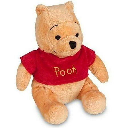 Disney Store Original Winnie the Pooh Plush Set of 4 with Piglet, Tigger, Winnie and Eeyore - image 4 of 5