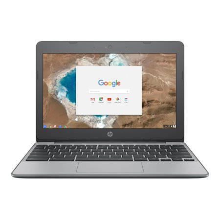 """HP 11.6"""" Touchscreen Chromebook, 11+ Hour Battery, Only 2.62lbs (11-V032NR)"""
