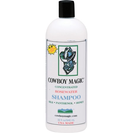 Cowboy Magic ® Rosewater Shampoo 32 fl. oz. Bottle