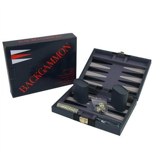 Magnetic Backgammon