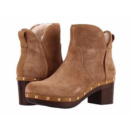 4284364e505 UGG Women's Cam II Platform Ankle Clog Boots 1013599