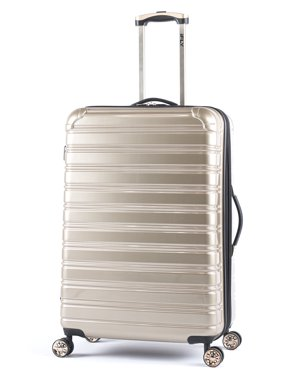 "iFLY Hardside Luggage Fibertech, 28"", Gold"