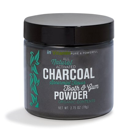 Activated Charcoal Tooth & Gum Powder