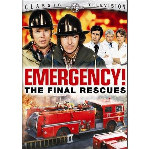 Emergency! The Final Rescues (Full Frame)