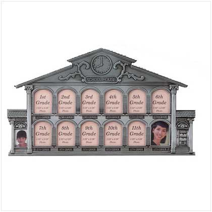 School House Picture Frame - Walmart.com