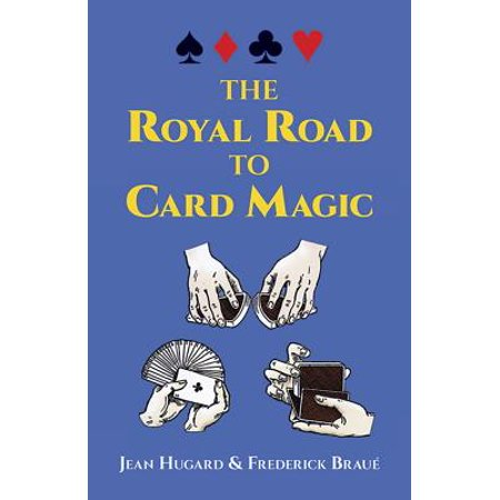 The Royal Road to Card Magic (Paperback) (The Paper Magic Group)