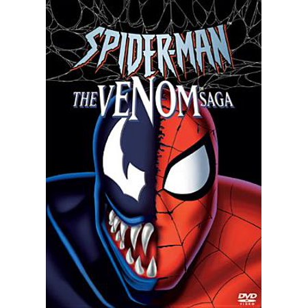 Spider Man Classic Venom (Spider-man: The Venom Saga)