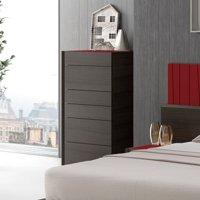 J&M Furniture Lagos 6 Drawer Chest