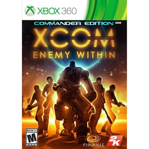 Take-Two XCOM: Enemy Within - Strategy Game - Xbox 360