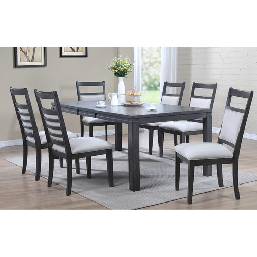 Red Barrel Studio Middlebury 7 Piece Dining Set