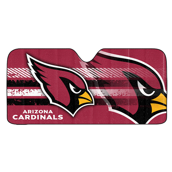 NFL Arizona Cardinals Universal Sun Shade