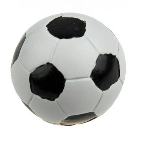 GlideRite Hardware Handpainted Soccer Ball Round Knob