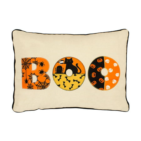 Creative Halloween Ideas (Boo Embroidred Halloween)