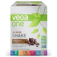 Vega One Organic All-In-One Shake Mix, Chocolate, 1.5 Oz, 10 Ct