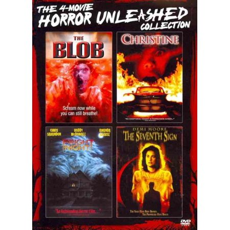 Horror Movie Dress (4-MOVIE HORROR UNLEASHED COLLECTION (DVD/2DISCS/WS/2.35/1.85))