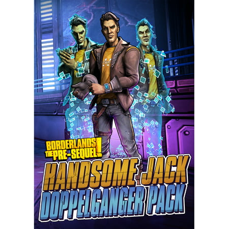 Borderlands: The Pre-Sequel - Handsome Jack Doppelganger Pack (PC)(Digital Download) - Borderlands The Pre Sequel Halloween