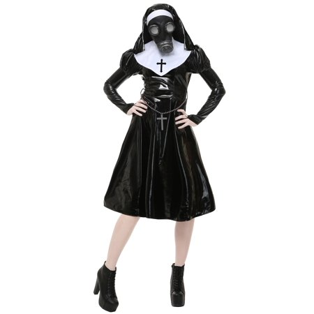 Adult Dark Nun Costume