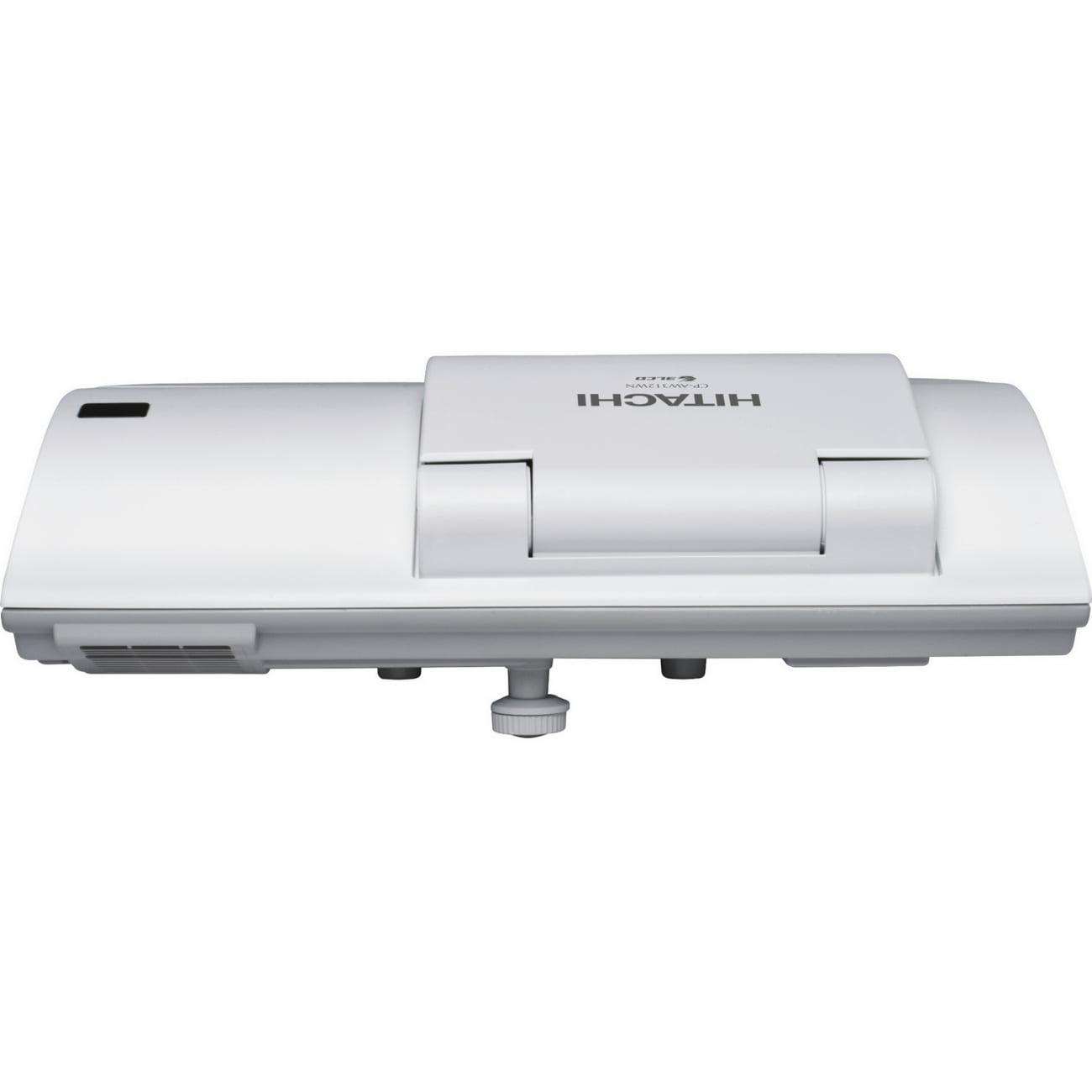 Hitachi CP-AW312WN 720p 1280x800 WXGA 3000 ANSI Lumens LCD Projector CPAW312WN by Hitachi, Ltd