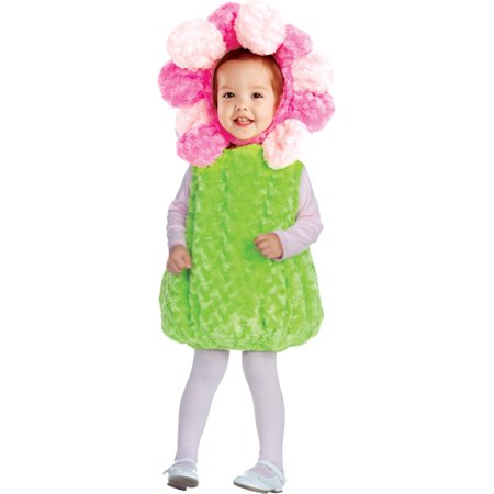 Morris costumes UR25970TMD Pink Flower Toddler 18-24 for $<!---->