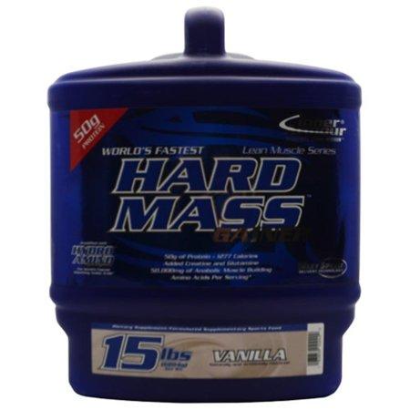 Inner Armour Blue dur Mass Gainer Vanille - 15 lbs (6804g)