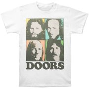 Doors Men's  Colour Box T-shirt White