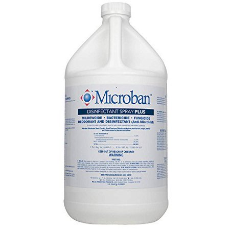 Microban Disinfectant Spray Plus