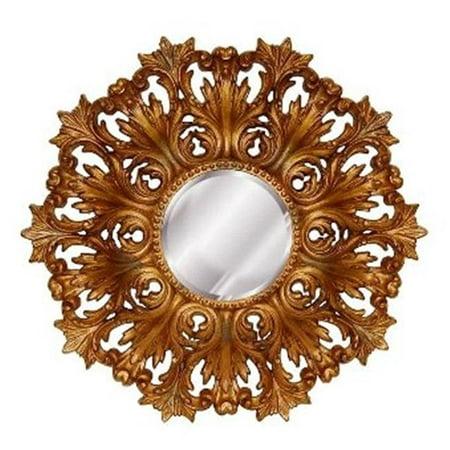 Hickory Manor 8025BAR Rococo Baroque Decorative Mirror