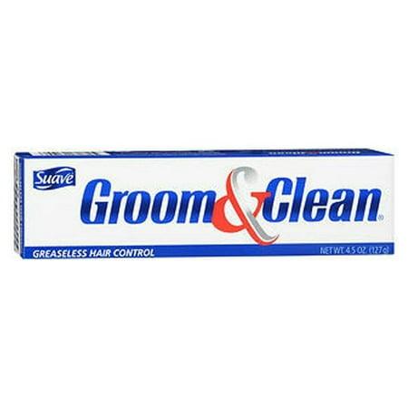 Groom & Clean Greaseless Hair Control 4.50 oz
