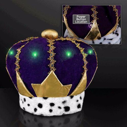 LED King Crown