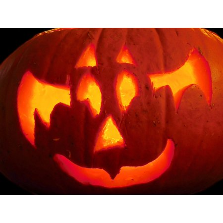 LAMINATED POSTER Spirit Halloween Pumpkin Autumn Ghost Fash Face Poster Print 11 x 17](Spirit Halloween Salem)