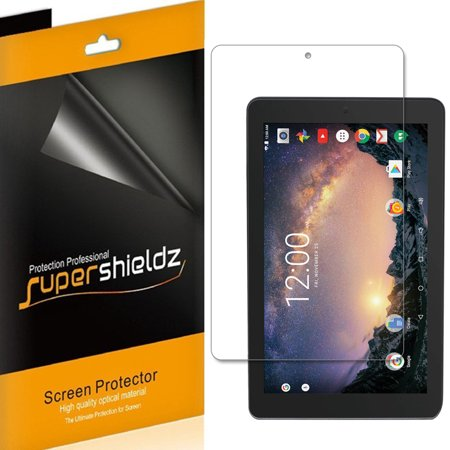 """[3-Pack] Supershieldz RCA 11 Galileo Pro 11.5"""" (RCT6513W87) Screen Protector, Anti-Bubble High Definition (HD) Clear Shield"""