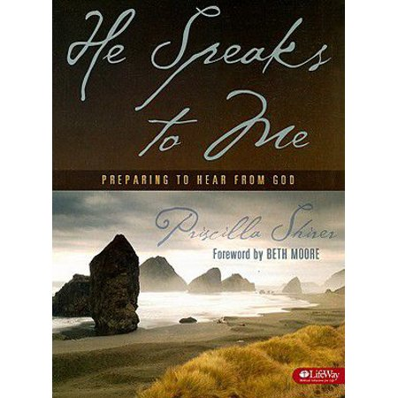 He Speaks to Me - Bible Study Book : Preparing to Hear from