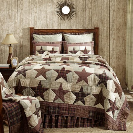 Abilene Star Quilt By Vhc Brands