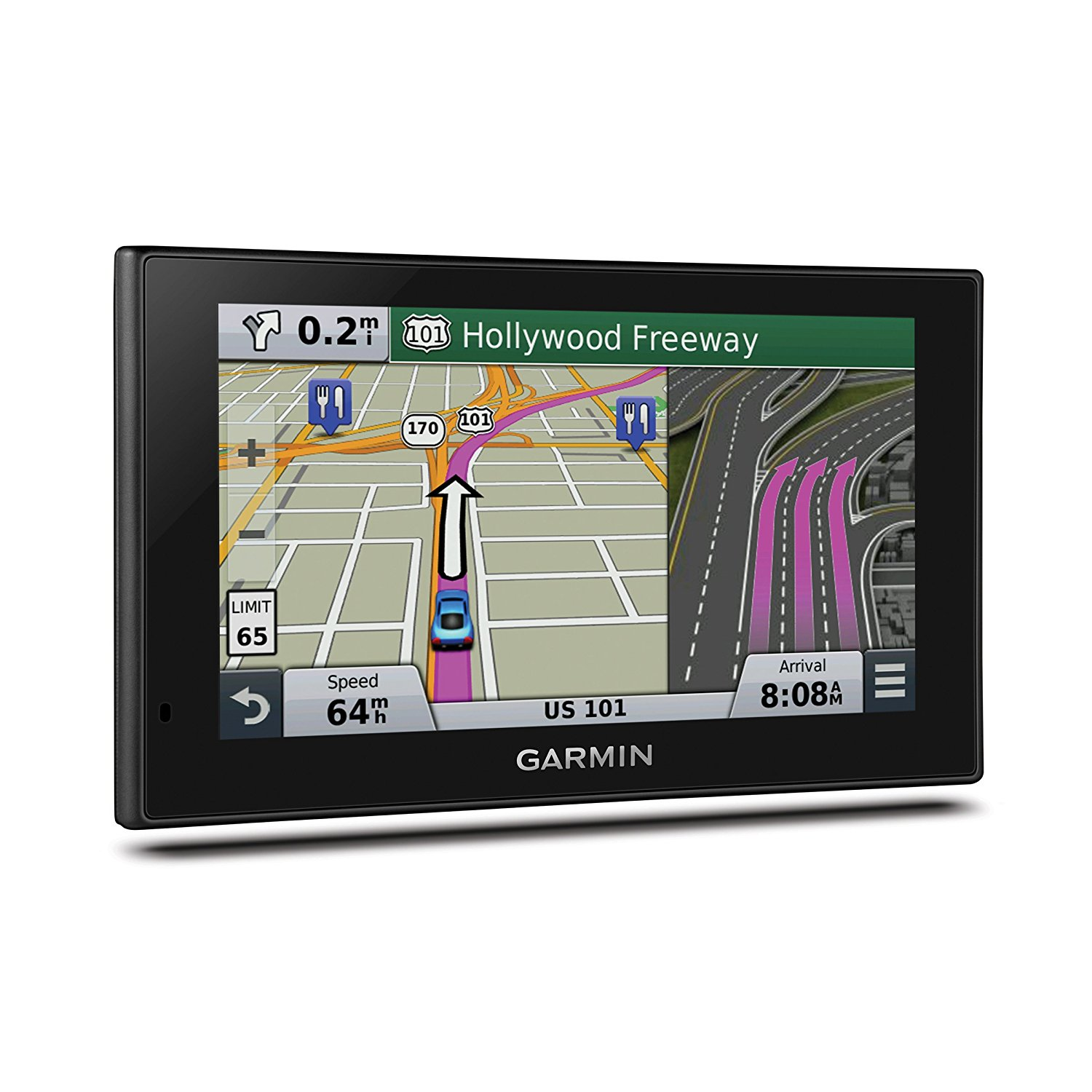 Garmin Nuvi Update >> Garmin Nuvi 2589lmt 5 Travel Assistant With Free Lifetime Maps And