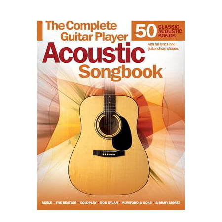 - Complete Guitar Player Acoustic Songbook