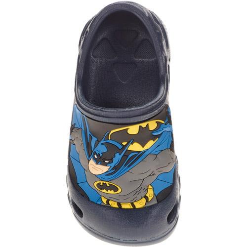 Toddler Boys' Batman Clogs