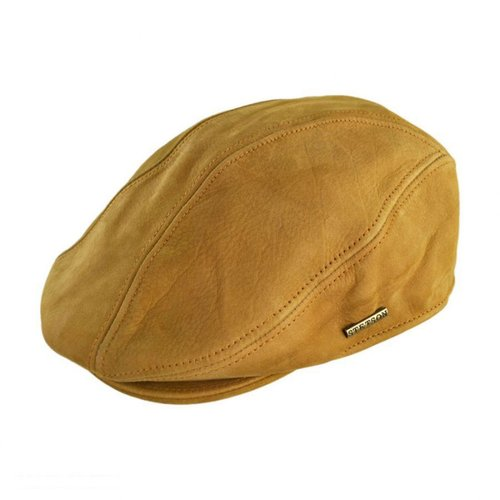 Stetson Leather Ivy Cap SIZE: S/M