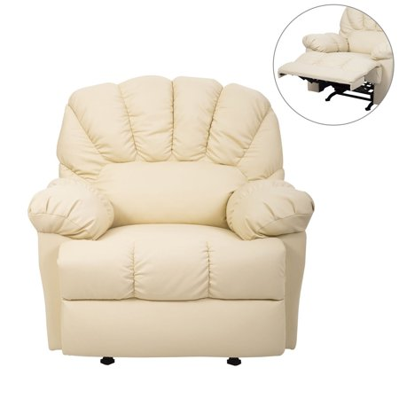 New Mtn G Recliner Sofa Rocking Couch Single Chair Living